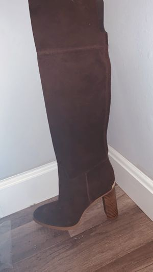 Michael Kors thigh high boots for Sale in Pawtucket, RI