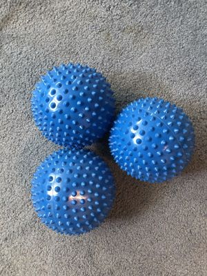 Spiky exercise balls for Sale in Belmont, MA