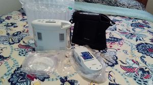 Oxygen Concentrator and Double Battery for Sale in Las Vegas, NV