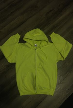Neon Yellow Hoodie for Sale in Romulus, MI
