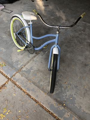 Kids to small adult cruiser bike single speed huffy for Sale in Denver, CO