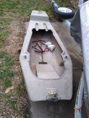 Duck/mud boat for Sale in Laurel, MD