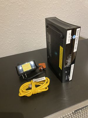 MODEM / ROUTER for Sale in Miami, FL