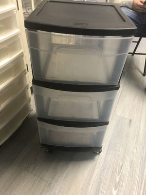 Sturdy Storage rolling cart for Sale in Fresno, CA