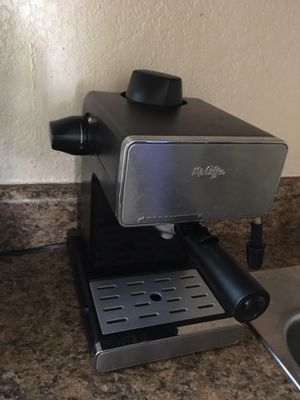 Mr. Coffee Espresso Maker for Sale in Hollywood, FL