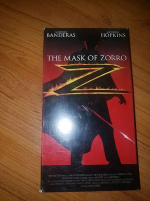 VHS Zorro for Sale in St. Louis, MO