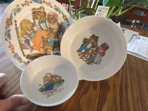 Children's dinner set for Sale in Parsons, KS