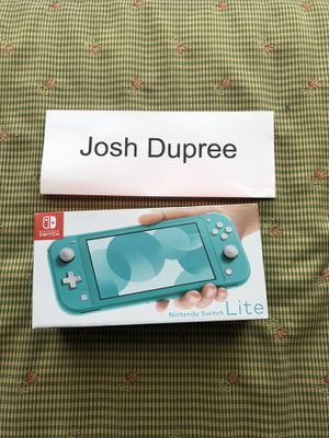 Nintendo switch lite brand new for trade for Sale in New Port Richey, FL