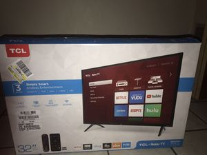 TCL tv for Sale in Orlando, FL