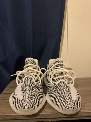 Zebra yeezys for Sale in Alexandria, VA