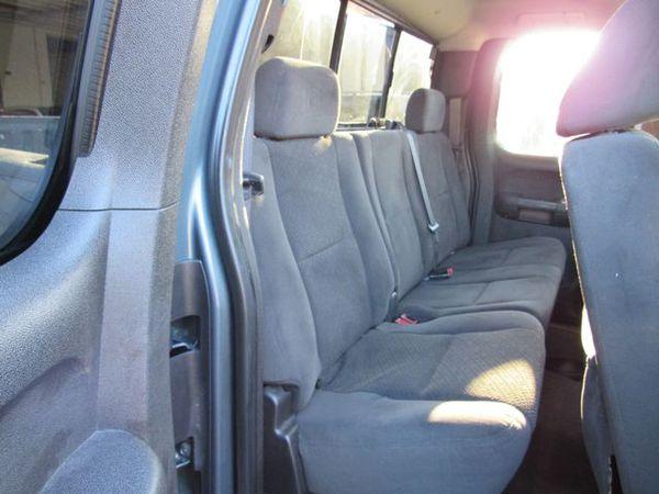 2008 Chevrolet Silverado 1500 Extended Cab