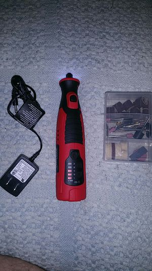 Cordless rotary tool- rechargeable 8v for Sale in MD CITY, MD
