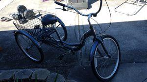 Schwinn meridian three wheeled bike like new for Sale in St. Petersburg, FL