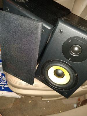 Thonet and Vander 2 piece Bluetooth speaker system for Sale in San Antonio, TX