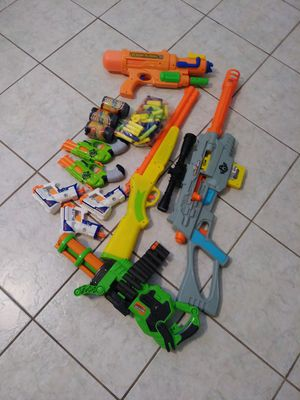 Nerf gun set for Sale in Phoenix, AZ
