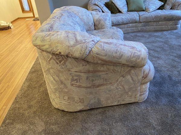3-Piece Set - Couch, Loveseat & Chair