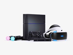 PS4 with PSVR v1 for Sale in Lititz, PA