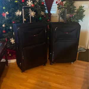 Large Suitcases Great Condition !! for Sale in Stockton, CA