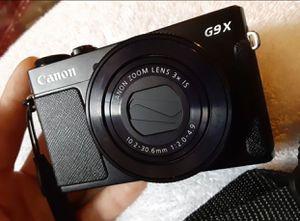 Canon G9X mark ii for Sale in North Bay Village, FL