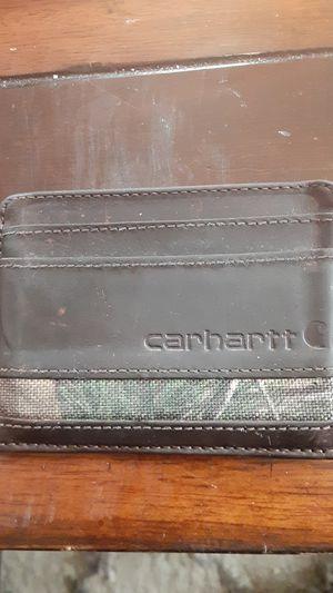 Carhart front pocket wallet for Sale in Loganton, PA
