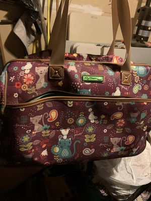 LILY BLOOM ROLLING BAG for Sale in Fresno, CA
