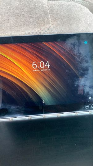 Lenovo yoga book for Sale in Conway, AR