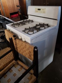 Working Gas Stove for Sale in Spokane, WA