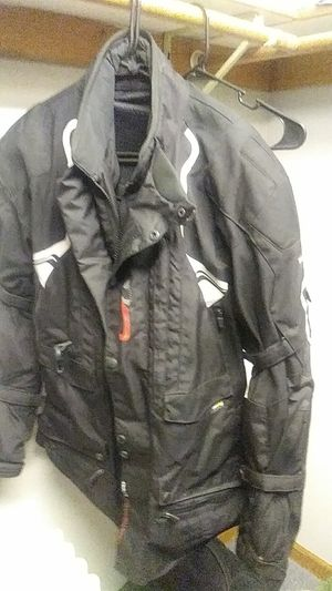 Helite airbag technology expert touring 2.0 motorcycle jacket for Sale in Niagara Falls, NY