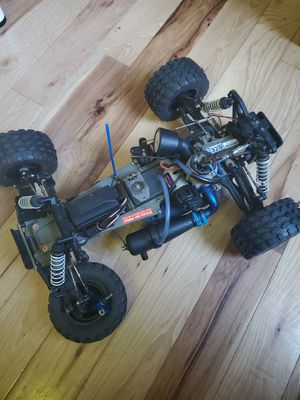 NITRO RC CAR for Sale in Meriden, CT