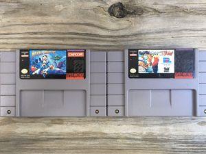 Super Nintendo snes Games for Sale in Irvine, CA
