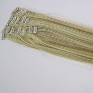 Blonde Beauty Clip in Extensions 18/613 for Sale in Carson, CA