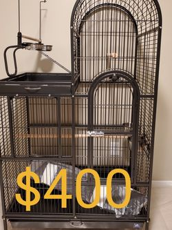 Parrot Cage for Sale in Powell,  OH