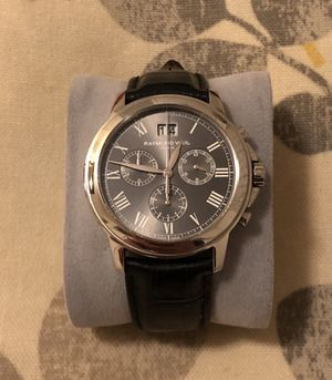 Raymond Weil Chronograph for Sale in Bethesda, MD