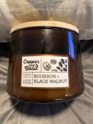 Brand New Copper and Basil Large Scented Candle for Sale in Dallas, TX