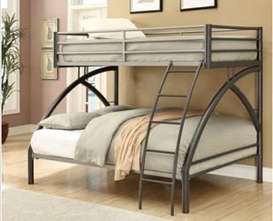 Bunk Bed w/Twin Mattress Only for Sale in Lithonia, GA