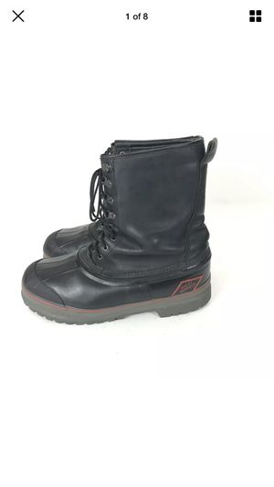 Sorel red Wing safety Toe Boots with liner Men's 13 for Sale in Spokane, WA