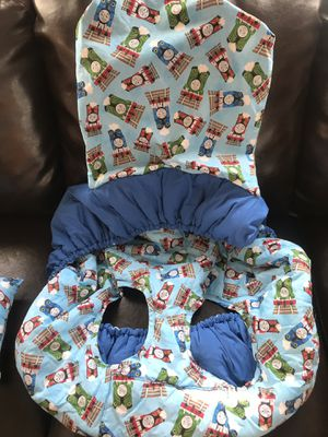 Thomas the Train Shopping Cart & Restaurant High Chair Cover for Sale in Frederick, MD