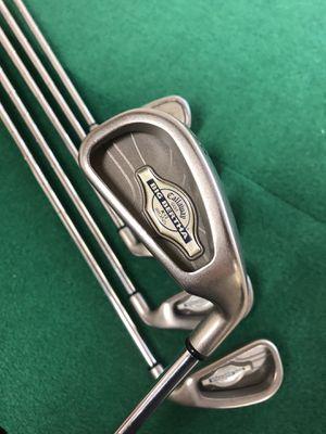 Callaway Big Bertha X-12 Irons Golf Clubs for Sale in Huntington Beach, CA