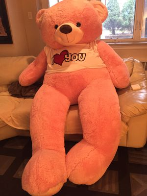 New giant 7 feet tall teddy bear for Sale in Brooklyn, NY