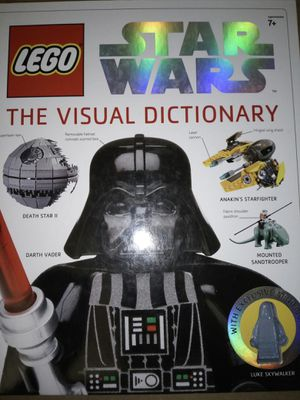 Lego Star Wars The Visual Dictionary for Sale in Philadelphia, PA