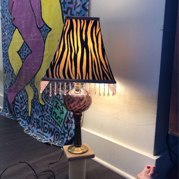 Cool Vintage Lamp