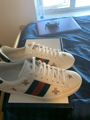 Gucci size 9 hmu no trades! No cash app or paypal new jersey and philly area for Sale in Trenton, NJ