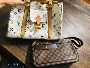 Authentic! Louis Vuitton shoulder bags for Sale in Baltimore, MD