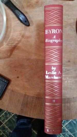 Byron A Biography for Sale in Powder Springs, GA