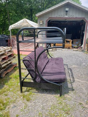 Bunk bed metal frame for Sale in Wilkes-Barre, PA