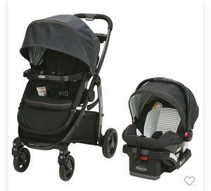 Car seat and stroller combo (Graco) $240 obo for Sale in Ewa Beach, HI