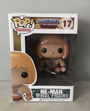 He-man funko pop! Vaulted! for Sale in Chino, CA