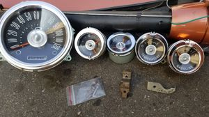 1960 Chevrolet Impala Gauges oem for Sale in Los Angeles, CA
