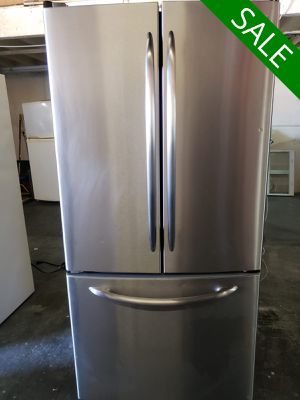 💥💥💥GE LIMITED QUANTITIES! Refrigerator Fridge 33 in. Wide #1523💥💥💥 for Sale in Riverside, CA