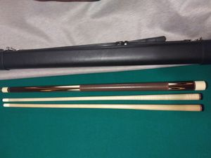 Babin custom pool cue for Sale in New London, CT